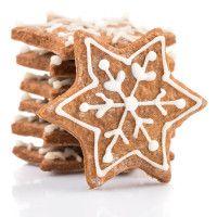 Lag gode pepperkaker uten hvetemel og sukker!