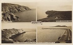 Howth postcard (no date) Ireland Pictures, Dublin City, Old Photos, Travel Photography, Live, Places, Sweet, Water, Outdoor