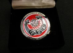 #SEC660 Challenge Coins