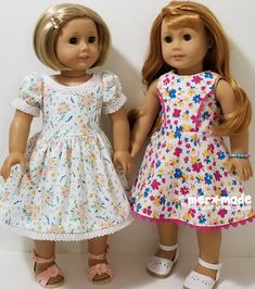 American Girl Dress, American Girl Clothes, American Girls, Girl Doll Clothes, Twirl Skirt, Ag Dolls, 18 Inch Doll, Princess Party, Boutique Dresses