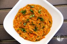 Pav Bhaji is a delicious mix of eggplant, cauliflower, potatoes, and carrots blended with fragrant spices to make a hearty, healthy, delicious dish perfect for the entire family!