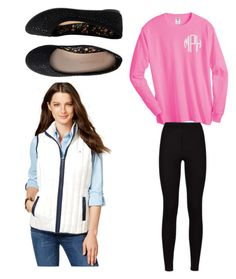 """""""simple ootd"""" by legitmaddywill on Polyvore featuring Tommy Hilfiger and Aéropostale"""