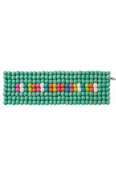 Aveva Wool Table Runner Pistage/Multi