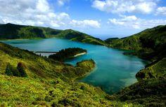 Destination de la semaine : les Açores