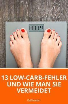 13 Low-Carb-Fehler und wie man sie vermeidet | eatsmarter.de