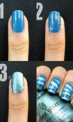 Nail art with China glaze - Nail polish   on Fashionfreax you can discover new designers, brands & trends.