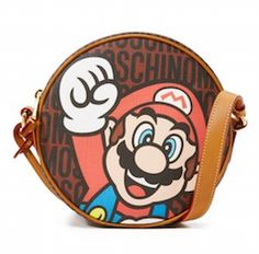super mario bros circle bag