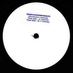 Nissennenmondai - Shackleton Remixes