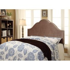 Found it at Wayfair - Laubach Upholstered Headboard