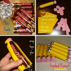 Back to school idea Teacher appreciation