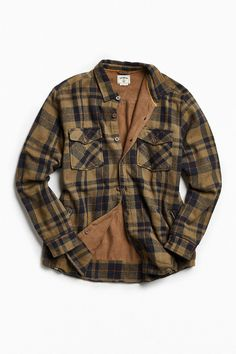 dac1b85eac Captain Fin Rochester Flannel Shirt Jacket