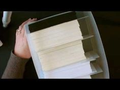 ▶ #5 Time Saving Card Cutting Super Simple Tip - YouTube