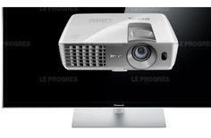 Le vidéoprojecteur BenQ W1070, l'un des meilleurs rapports qualité-prix du marche (750 € ). Photo DR