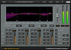 C4 Multiband Parametric Processor by Waves
