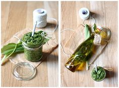 Sauce Creme, Wood Spoon, Parsley, Barbecue, Veggies, Mint, Homemade, Diners, Kitchen
