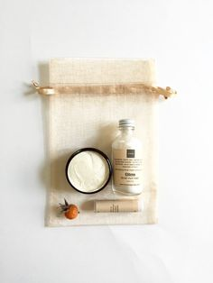 Birthday Gift  Citrus Body Butter Facial Mask & by KayaSoaps
