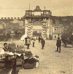 Roma Sparita - Porta San Giovanni da Piazzale Appio