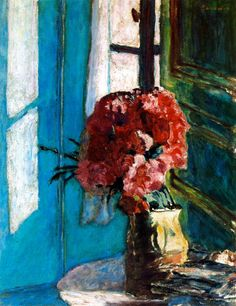 Still Life with Flowers, Pierre Bonnard