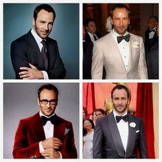 Read an article on Tom Ford last night. The tuxedos, the bold ties 👌 + 👉 👉 www.etsy.com/shop/SnazzyMen 👈👈 + 📸:@gentsplaybook