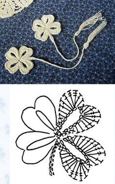 una flor para una flor. Clover