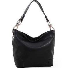 Emperia Outfitters Lydia Concealed Lock & Key Hobo – Handbag-Addict.com