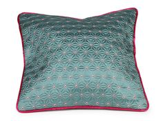 padded star cushion by fifty one percent | notonthehighstreet.com £40
