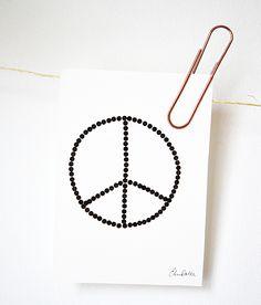 Méchant Design: peace