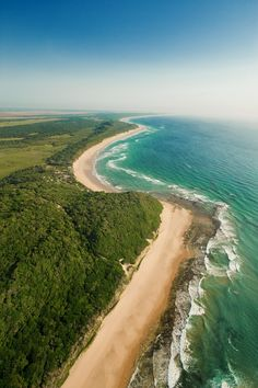 Mozambique – The Heaven With White Unspoilt Sandy Beaches
