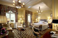 Passion For Luxury : Hotel Grande Bretagne - Athens