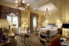 Passion For Luxury : Hotel Grande Bretagne - Athens