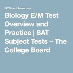 Dietetics college board subject test practice