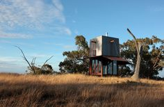 mudgee hut casey brown architecture  / The Green Life <3