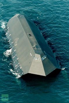 The Sea Shadow is a unique top-secret stealth ship that cost the US government $195 million. Now, you can buy it in an online auction for $100,000. But you won't be able to take it for a spin – the ship is to be broken down into scrap metal.