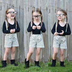 Fashion little Michelle Eva from Australia