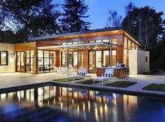 Contemporary Home with the Green Building Award