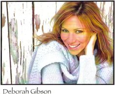 Deborah Debbie Gibson