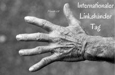 Heute ist: Internationaler Linkshänder Tag