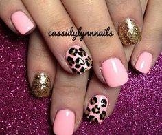 Lepord pink