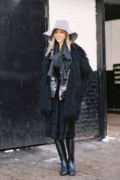 New York Fashion Week Aw 2013....soo Joo