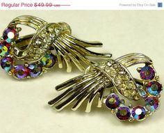 Save 50% on our BLOWOUT SALE Vintage Designer by ClevelandFinds
