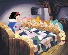 Blanche Neige et les sept nains, Disney (1937)