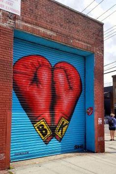 Solus, Bushwick Collective - Brooklyn NYC