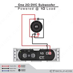 39 best subwoofer wiring diagram imagesct sounds subwoofer wiring diagram