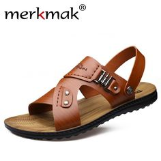 Whoo hoo!!! We finally got in the Merkmak New 2017 ... !! Check it out here:   http://www.usmartny.com/products/merkmak-new-2017-summer-men-sandals-micro-fiber-leather-fashion-casual-flat-shoes-beach-sandal-slippers-for-men-breathable-shoes?utm_campaign=social_autopilot&utm_source=pin&utm_medium=pin