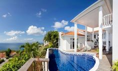 Groupon - 4- or 7-Night Stay for Two or Four at Windjammer Landing Villa Beach Resort in St. Lucia. Groupon deal price: $535