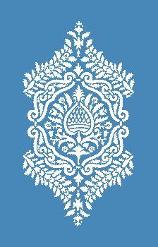 Faux Effects International Stencil FX™ Fabrics, Lace & Fleur de Lis Collection