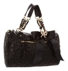 Betsey Johnson Purses | 123862405-516x540-0-0_betsey+johnson+betsey+johnson+quilted+love ...