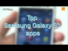 Top Samsung Galaxy S3 apps