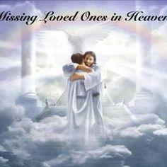 Loved Ones In Heaven
