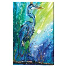 Shore Birds Canvas Print Art II